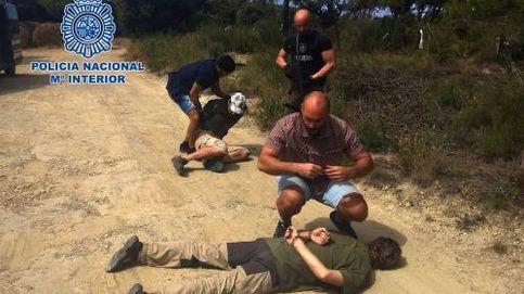 Una operación de 5 horas por monte catalán: así cayó el pederasta holandés más buscado