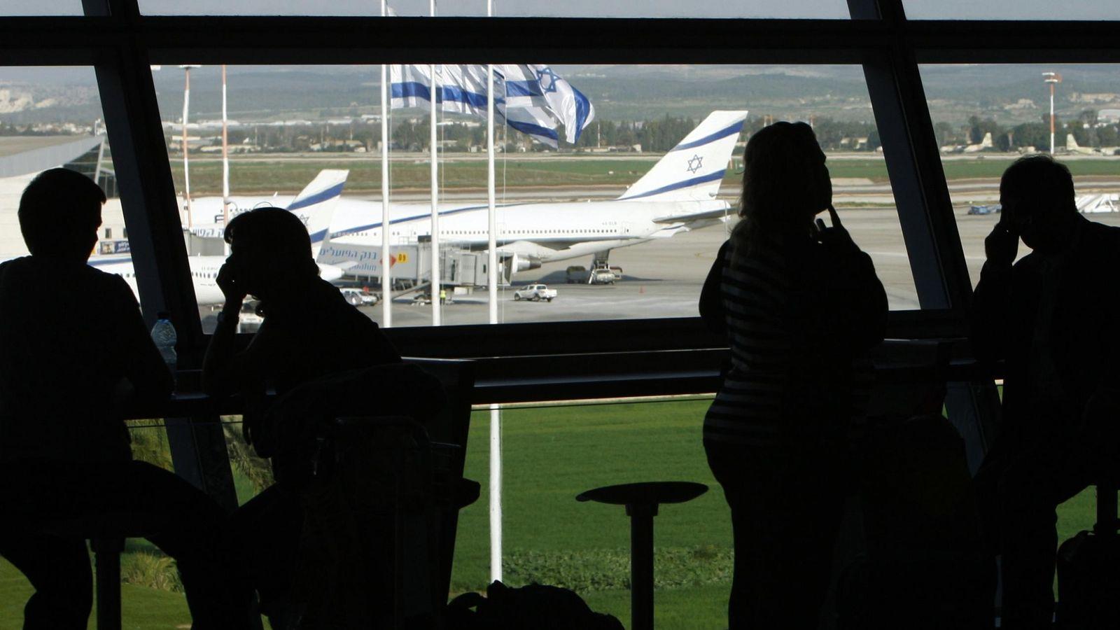 Foto: Aeropuerto internacional Ben Gurión. (Reuters)
