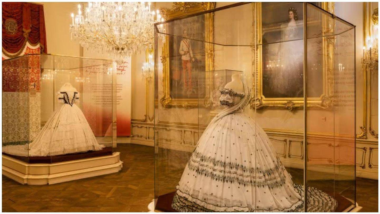 Museo de Sissi en el palacio de Hofburg. (Sisi Museum-Hofburg Wien)