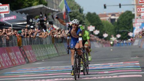 Valverde prueba a Kruijswijk, pero si quiere tumbarle, será en los Alpes