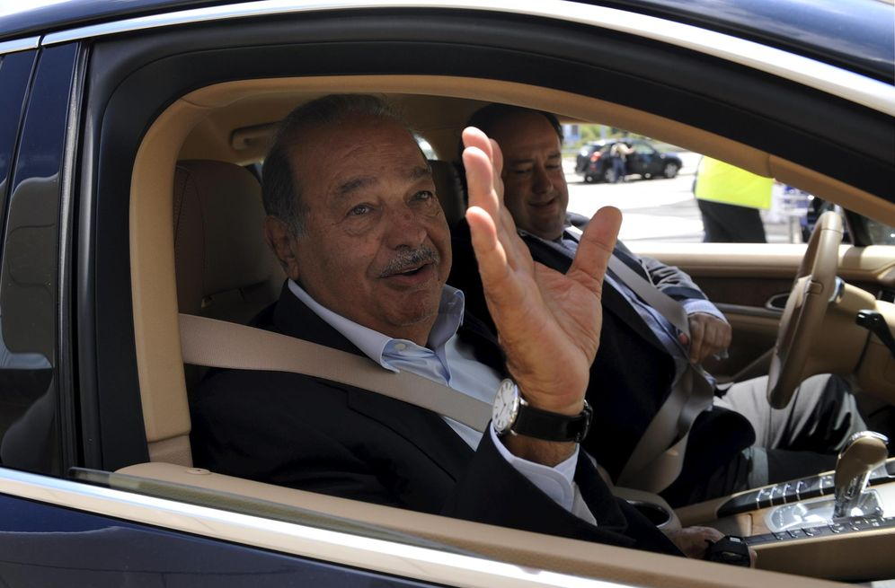 Foto: El multimillonario mexicano Carlos Slim. (Reuters)