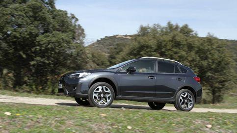 Subaru XV, la seguridad por bandera
