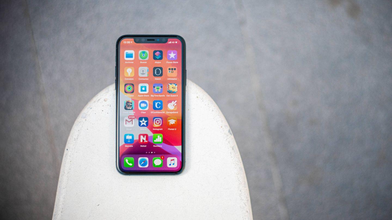 iPhone 11 Pro. (C. Castellón)