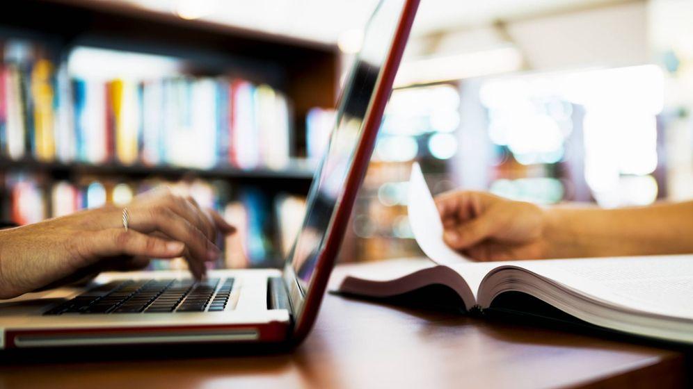 Foto: La educación 'online' cada año gana más adeptos.