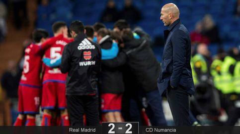 El Madrid llora por los días en los que Morata y Mariano hacían valer la Copa