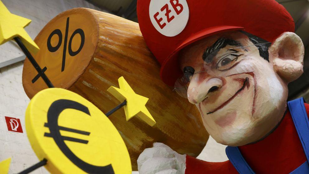 ¿Dónde irá todos ese dinero que está en depósitos bancarios y en el BCE?