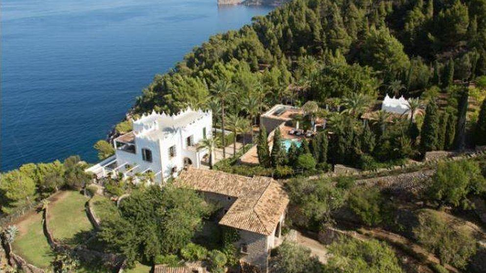 Así es S'Estaca, la impresionante mansión en rebajas de Michael Douglas en Mallorca