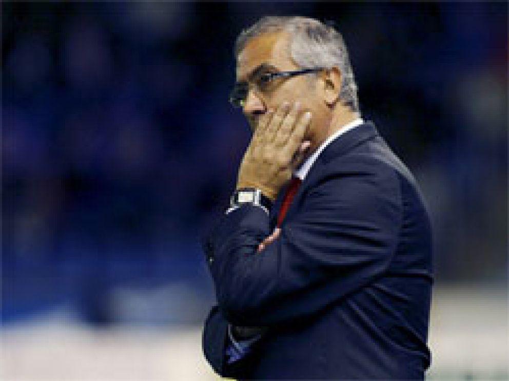 Foto: Por qué Manzano no ha renovado con el Mallorca