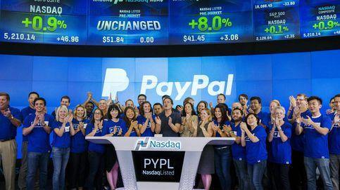 PayPal vale más que American Express: sus acciones se revalorizan un 70%