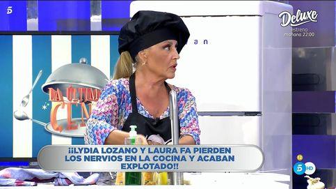 La guarrada de Lydia Lozano por la que ha sido avergonzada en 'La última cena'