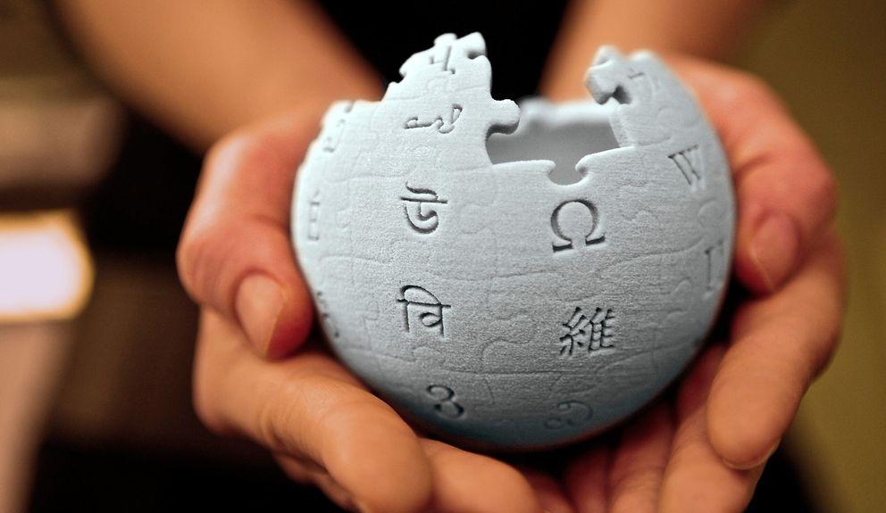 Foto: Cualquiera puede poner la Wikipedia en sus manos, incluido tú. Solo tienes que editar un artículo.