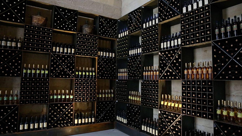 La gran colección de vinos de Jerez