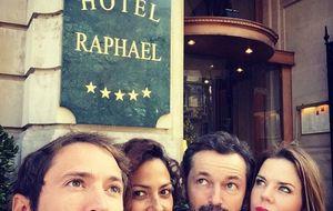 El romántico finde en París de Amelia Bono y Patricia Pérez