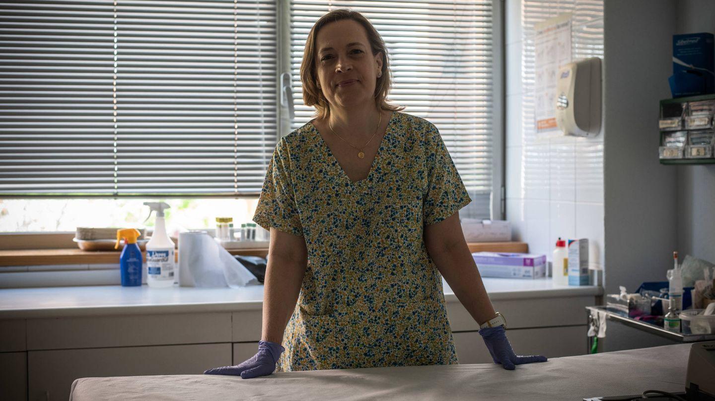 Susana Merino tiene 46 años y es médica de familia en el Centro de Salud Jazmín. (Foto: C. C.)