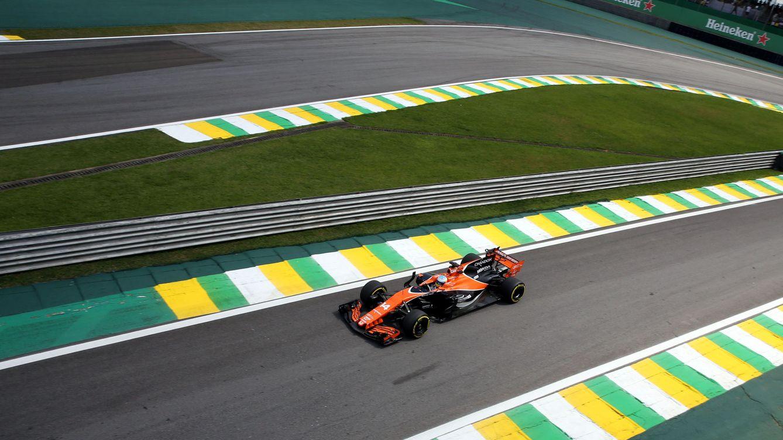 Qué tiene que ver el vuelo de un cisne con el alerón de McLaren (por ejemplo)