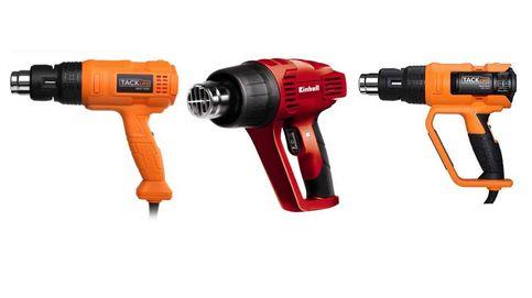 Las mejores pistolas de calor para bricolaje casero y uso profesional