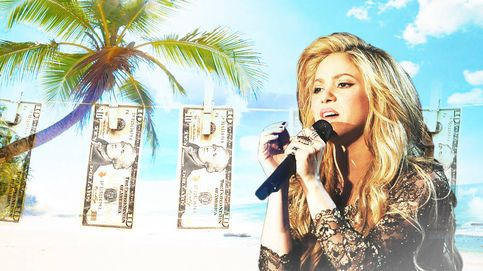 El entramado societario de Shakira: esto es lo que investiga Hacienda a la artista