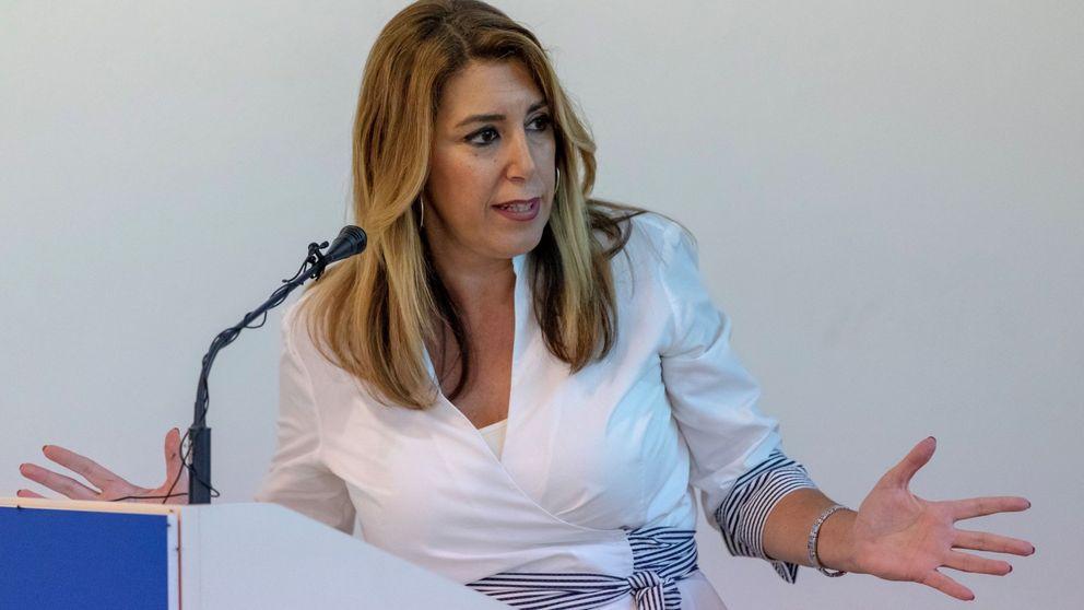 El viraje de Susana Díaz: del asesor anti-Podemos a alabar los PGE con Iglesias