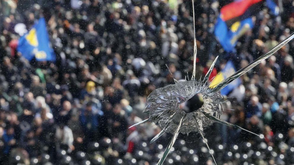 El boxeador y el magnate: los de siempre retienen el poder en Ucrania