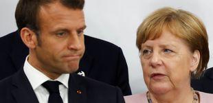 Post de Merkel, sobre sus temblores: