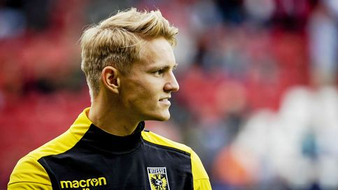 La paradoja de Odegaard: estrella admirada sin hueco en el Real Madrid