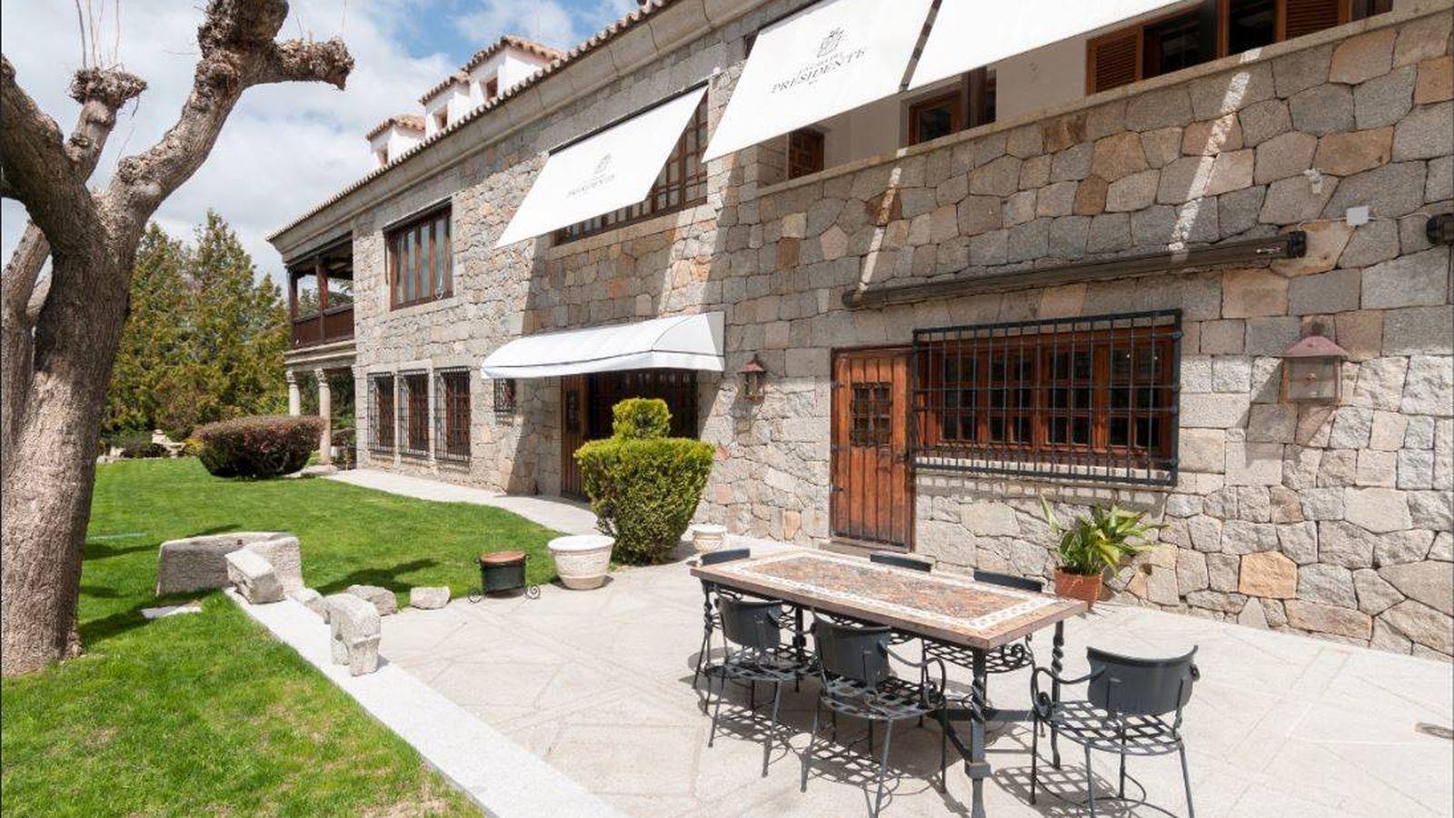Foto: La Casa del Presidente, el nuevo hotel boutique de Ávila creado en la antigua casa de Adolfo Suárez.