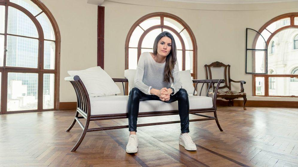 Foto: Rebeca Minguela, en una fotografía reciente.