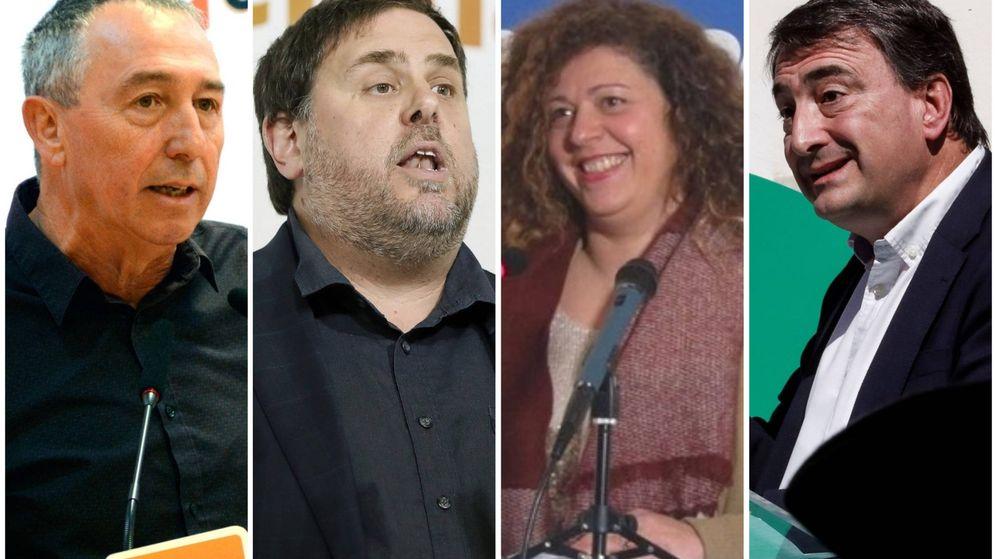 Foto: Los candidatos de cada provincia a las Elecciones Generales del 28A. (El Confidencial)