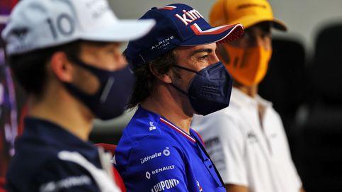El 'nuevo' Fernando Alonso, un piloto que nunca antes se había visto en la Fórmula 1