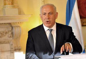 Netanyahu propone cancelar la construcción de asentamientos por nueve meses
