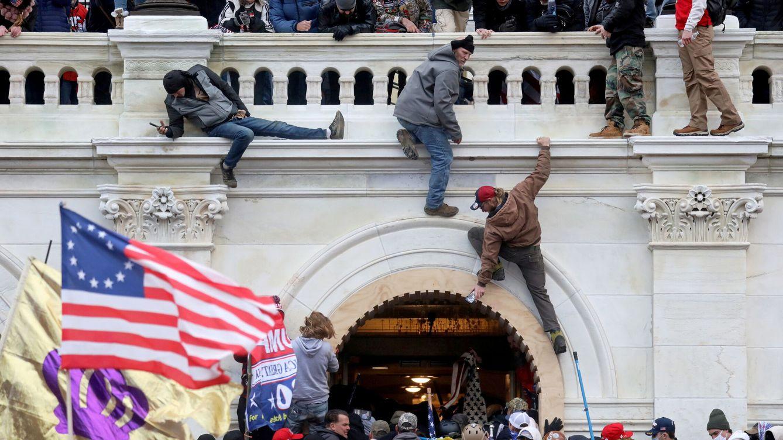 Nada me preparó para aquel día: Arranca en EEUU la investigación del asalto al Capitolio