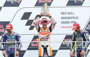 Tres curvas son suficientes para que Marc Márquez sume su décima victoria del año
