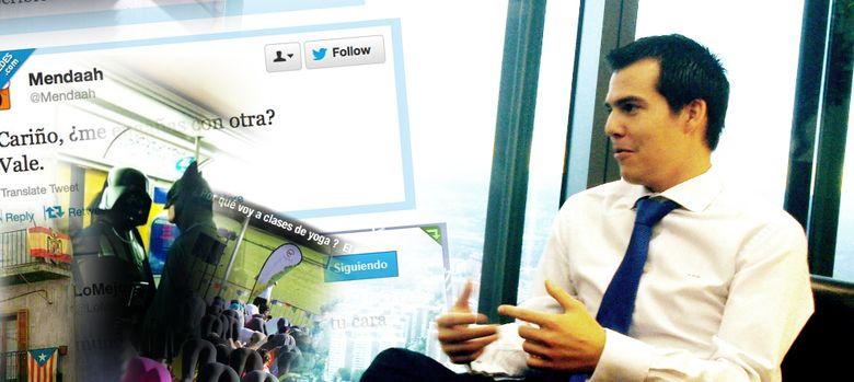 Foto: Un joven consultor causa sensación en la banca y las Big Four con su 'Mail del Viernes'