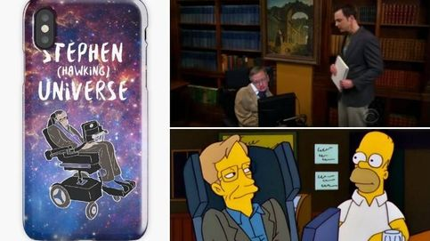 De cervezas con Homer a los Oscar: la huella de Stephen Hawking en la cultura pop
