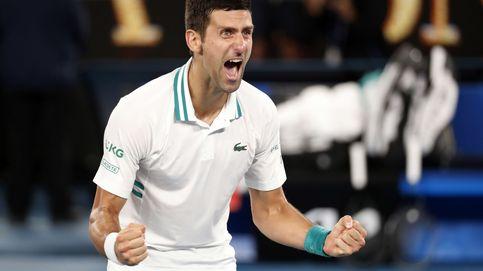 Djokovic tumba a Medvedev en el Open de Australia y suma su 18º Grand Slam