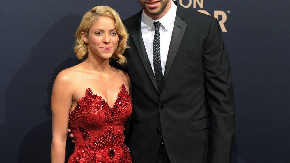 Foto: Shakira y Piqué, en una imagen de archivo. (Cordon Press)
