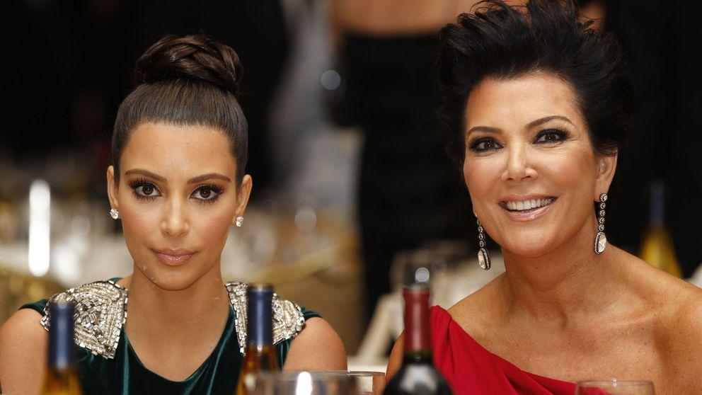 Kim Kardashian, su madre y su millonaria y excéntrica apuesta