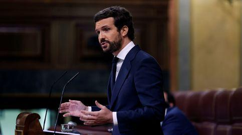 Casado advierte a Sánchez: Por su culpa volverán a declarar la independencia