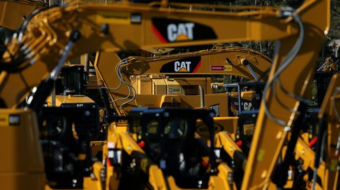 Caterpillar, termómetro de la economía mundial, lanza un 'profit warning'