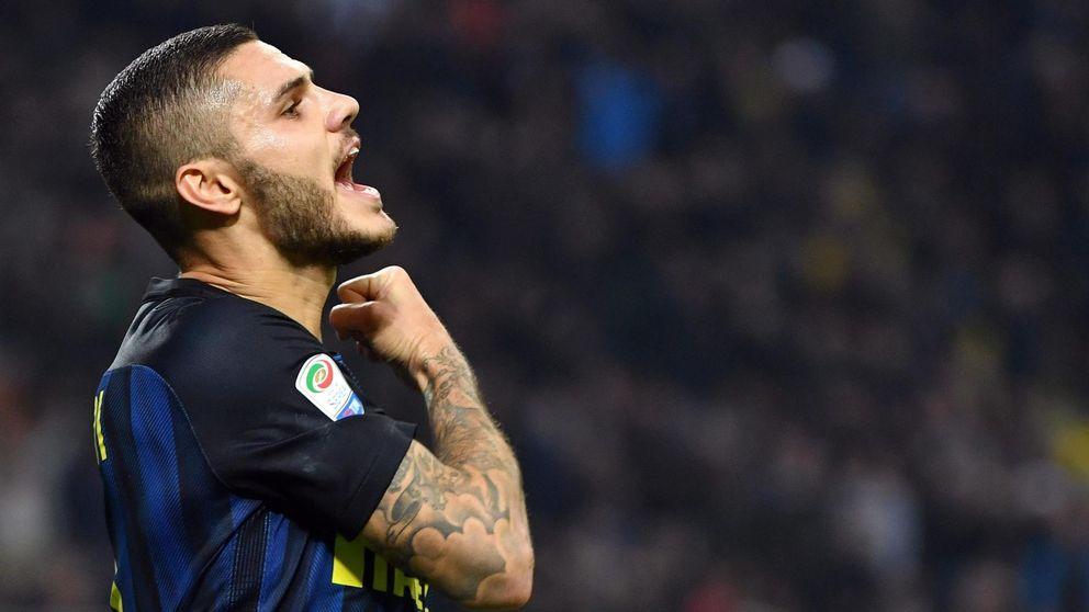 La presión por Mauro Icardi que la plantilla del Real Madrid aplaude
