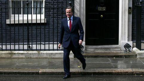 David Cameron escenifica su propio 'Brexit': se despide cantando de Downing Street
