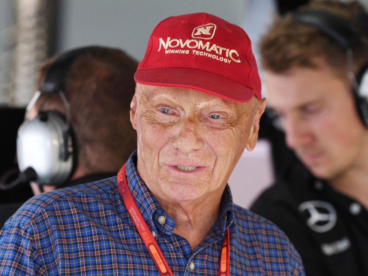 Foto: Niki Lauda en 2016. (Reuters)