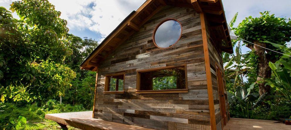 Te imaginas vivir en una casa prefabricada as - Vivir en una casa prefabricada ...