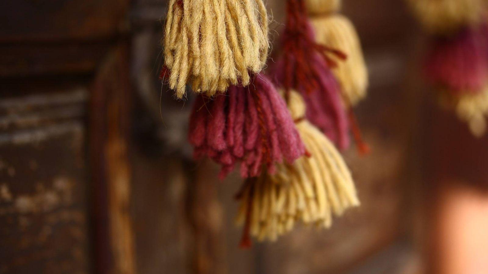 Borlas Ornamentales Para Decorar Prendas De Ropa Y Textiles De Hogar