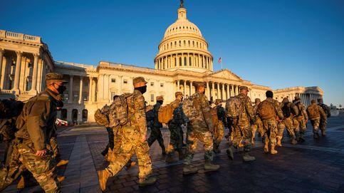 Los asaltantes del Capitolio colocaron dos bombas caseras la noche anterior