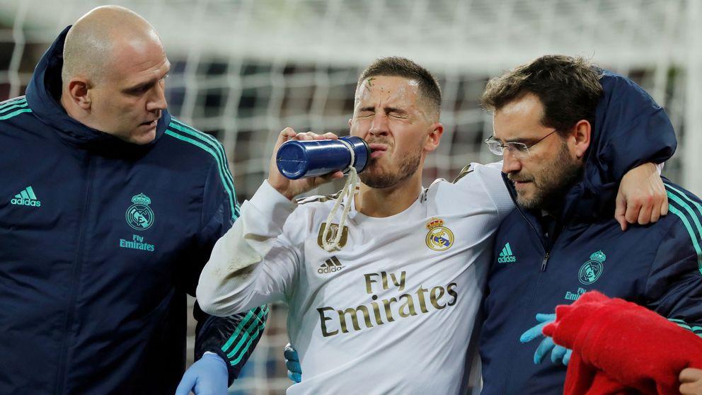 El proceso especial de Eden Hazard y la paciencia que el Real Madrid reparte