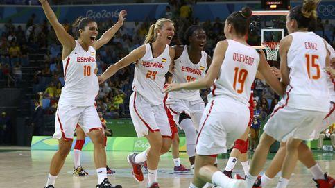 La final de baloncesto femenino en los Juegos de Río: Estados Unidos-España