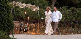 Post de Todo sobre la boda de Gallardo y Valls: los Gipsy Kings y el novio en albornoz