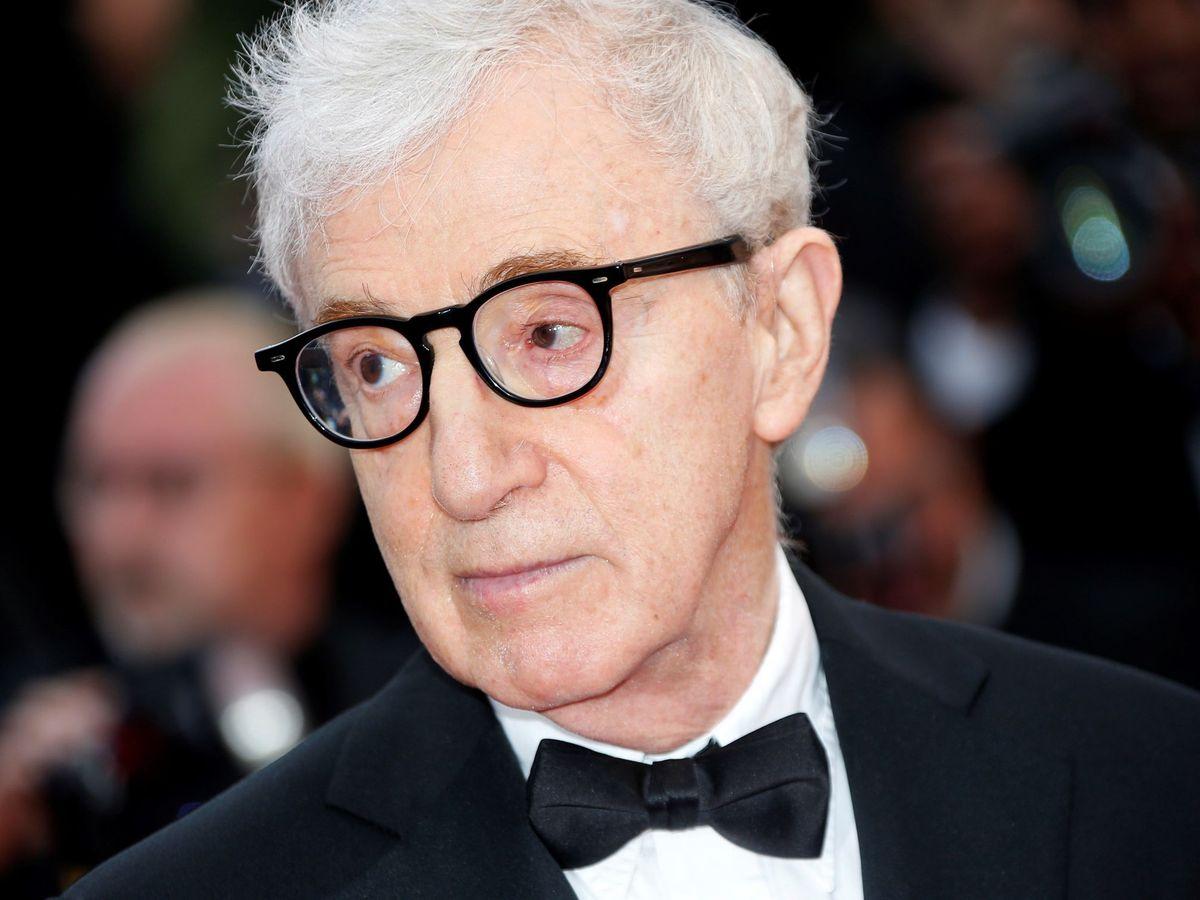 Foto: Allen, en el Festival de Cannes 2016. (EFE)