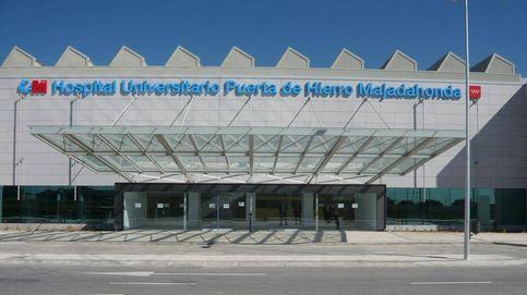 Al menos nueve personas intoxicadas por comer pasta en el Hospital Puerta de Hierro